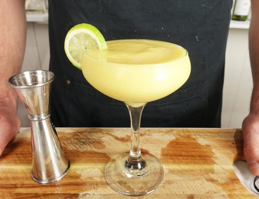 Mango Daiquiri Recipe