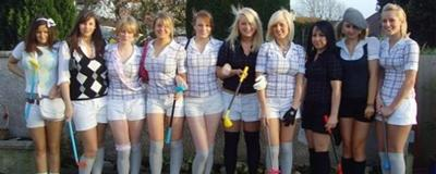 Ladies Pub Golf