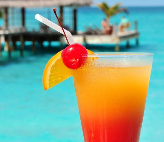 Sex on the Beach drink recipe