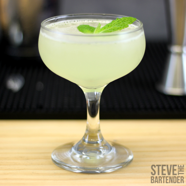 How to make a Southside cocktail. Find cocktail recipes online.