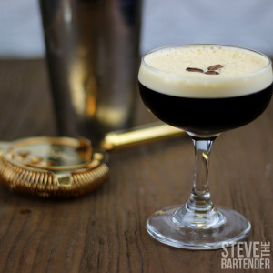Espresso Martini Cocktail Recipe