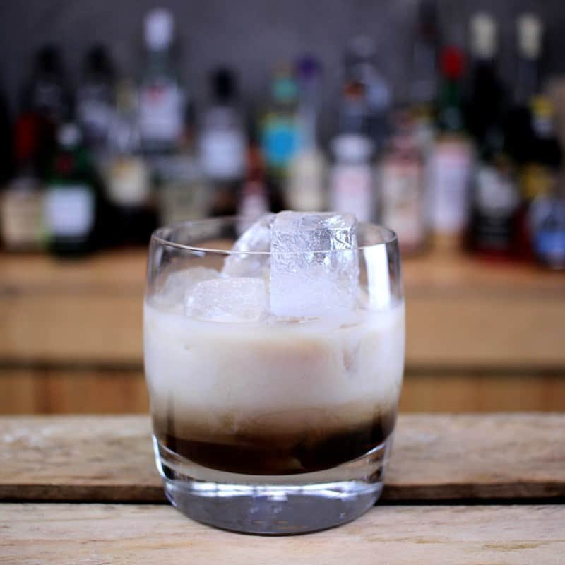 White Russian Recipe