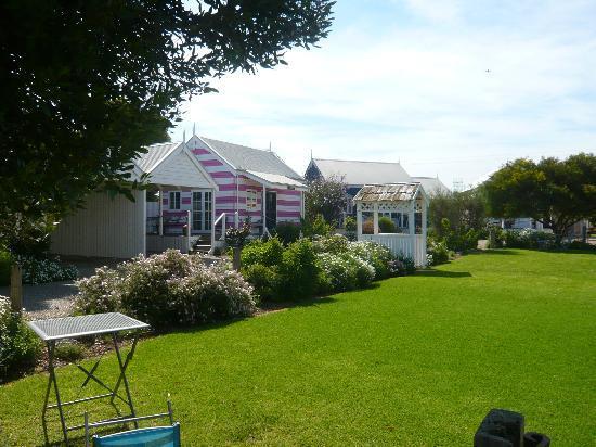 Beach House Huts Middleton