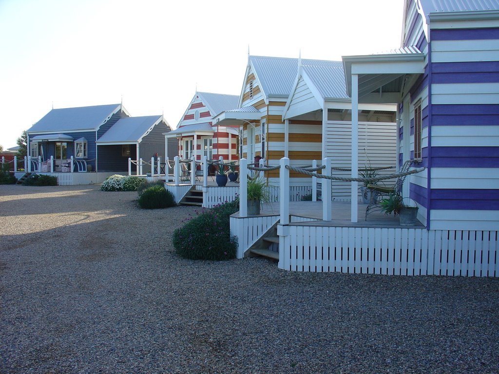 Middleton Beach Huts