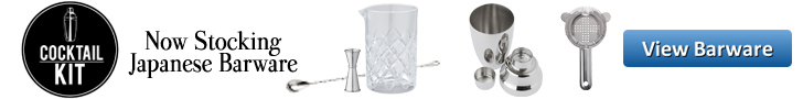 Cocktail Barware
