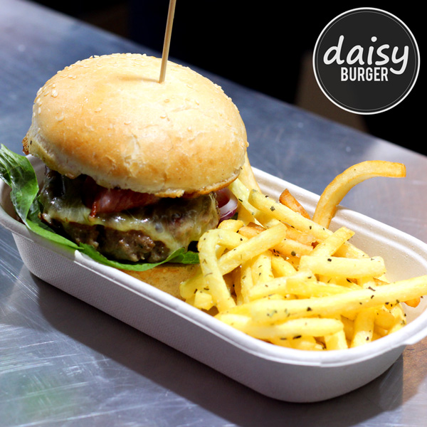 Daisy Burger Catering