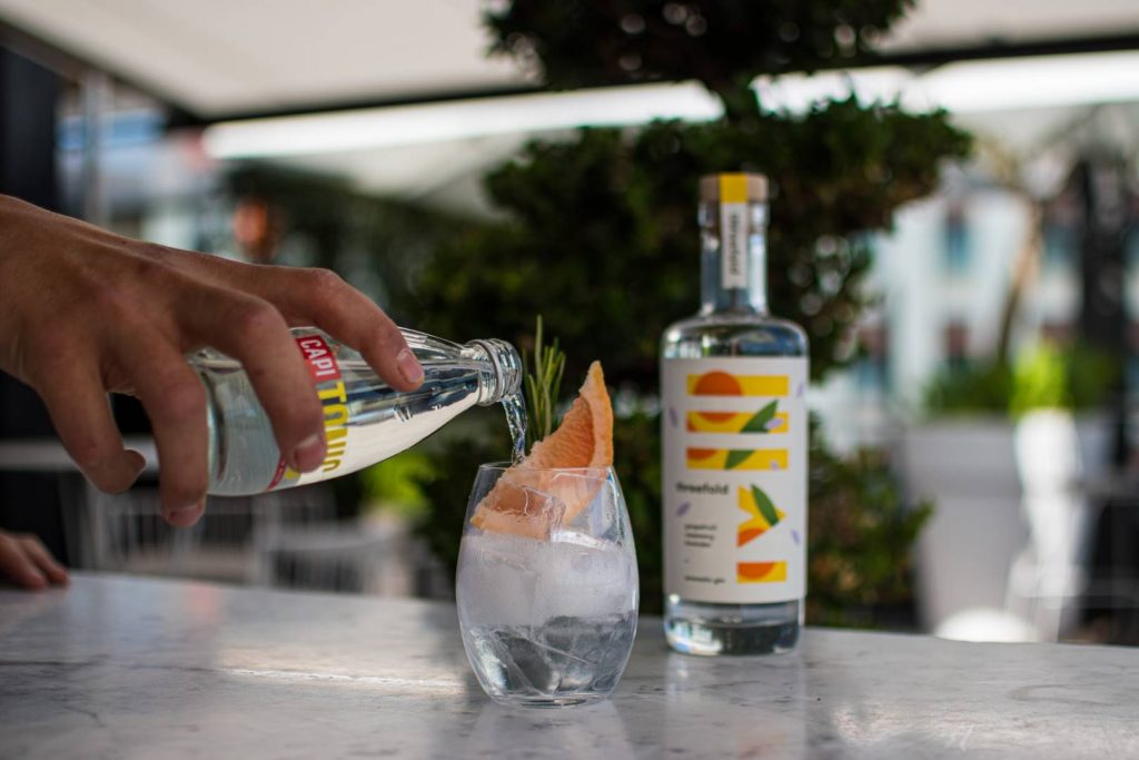 Threefold Aromatic Gin