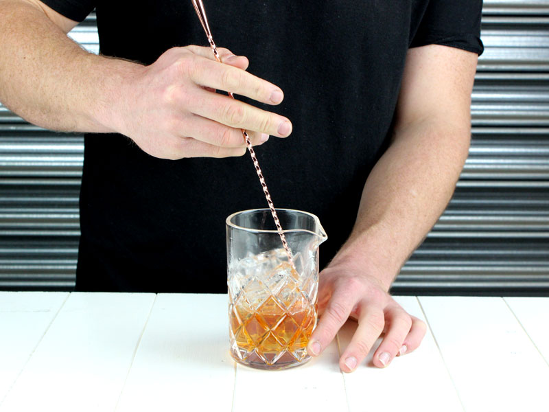 Stir Old Fashioned