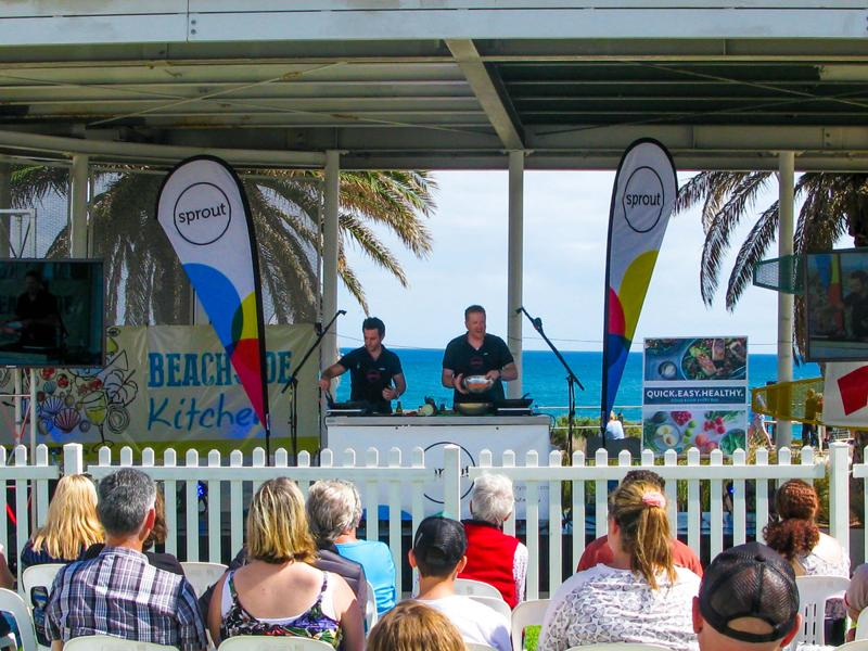 Sprout Cooking Demonstrations
