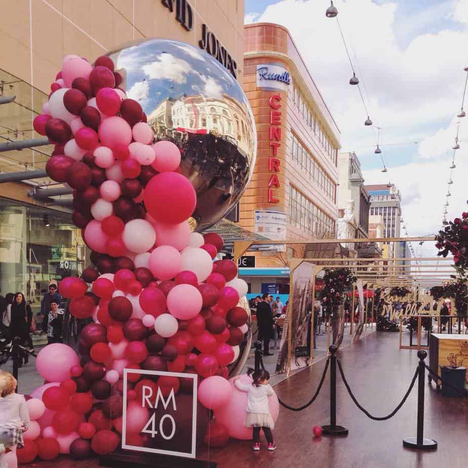 Rundle Mall Birthday