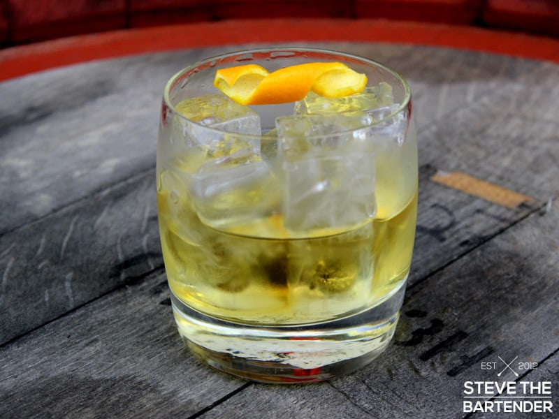 Rusty Nail Drink Recipe