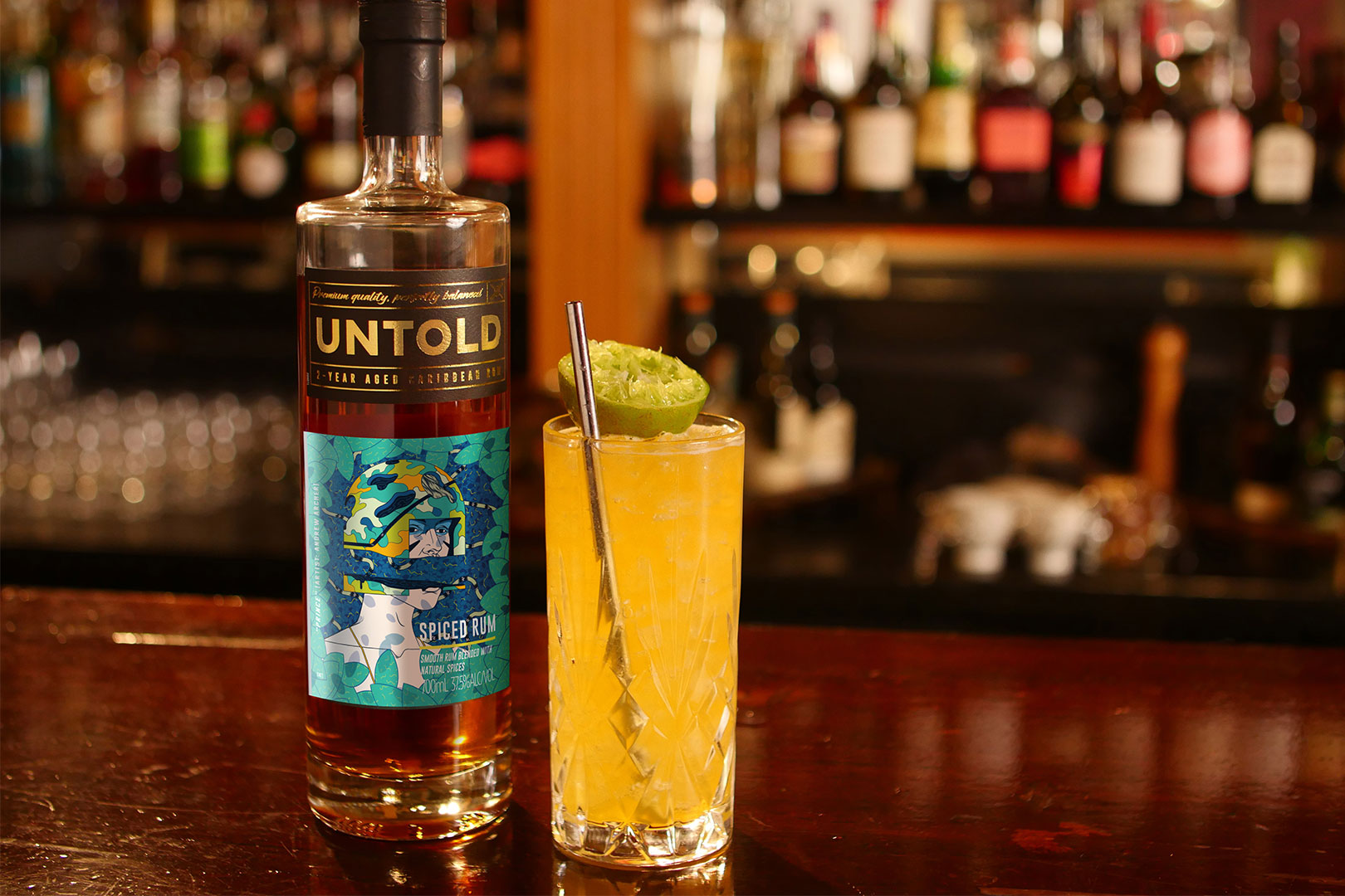Untold Rum Cocktail Recipe