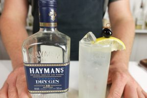 Gin Collins Cocktail Recipe