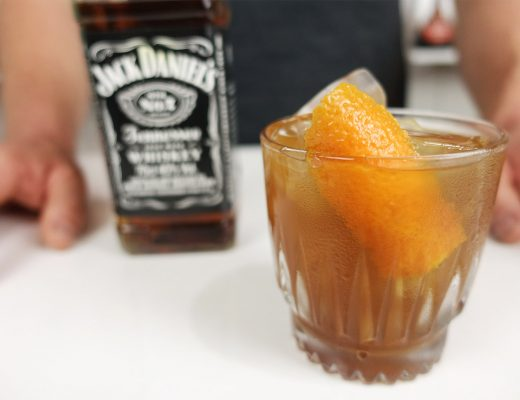 Jack Coke Old Fashioned