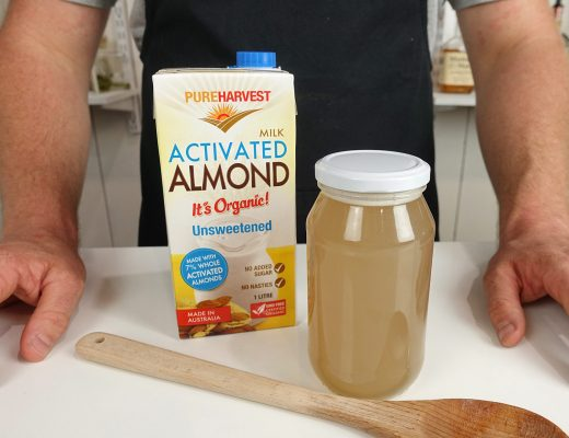 Orgeat Almond Syrup Recipe
