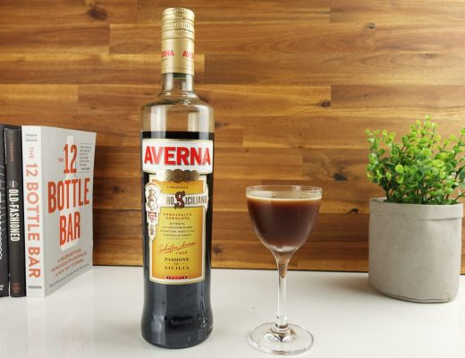 Averna Jim Jam Cocktail