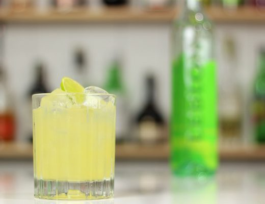 Orange Caipirinha Recipe