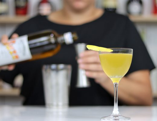 Haystack Cocktail Recipe