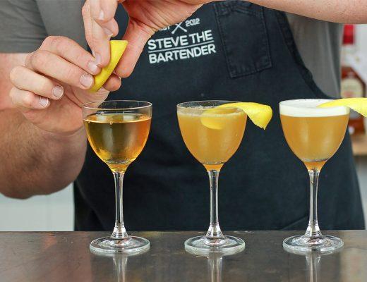 Frisco Cocktail Recipe