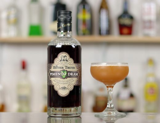 Lions Tail Cocktail