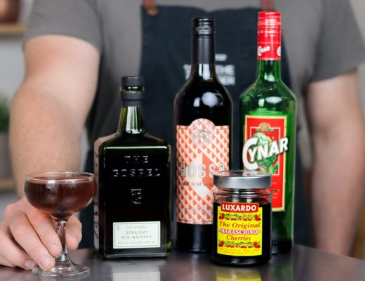 Rye Whiskey Cocktail