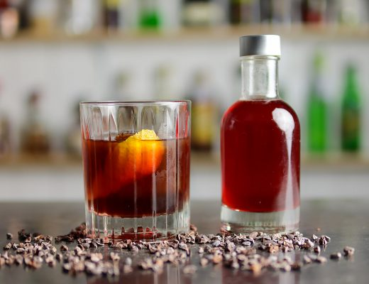 Chocolate Coffee Boulevardier