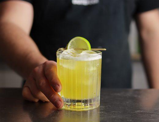 Kingston Soundsystem Cocktail