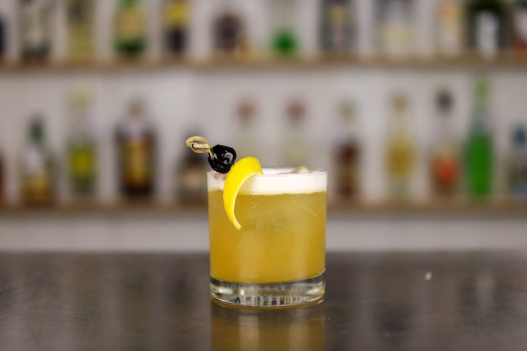 Best Whiskey Sour Recipe